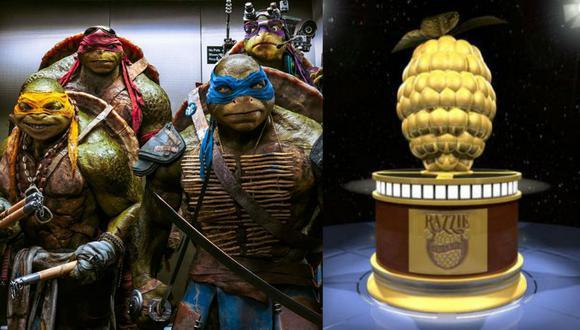 'Tortugas Ninja' tendrá una secuela que se estrenará en 2016. (Facebook Ninja Turtle | Facebook Razzies).