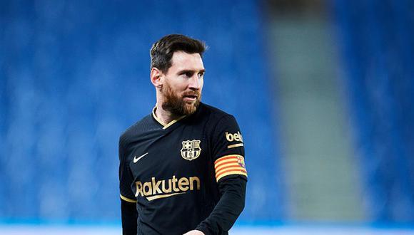 Lionel Messi se encuentra con la Selección de Argentina por la Copa América 2021. (Foto: Getty Images)