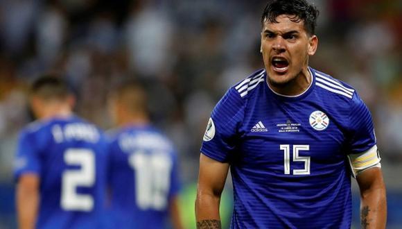 Paraguay vs. Serbia se enfrentan en un amistoso internacional. (Foto: EFE)