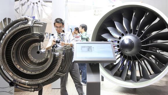 La exploración de aeronaves que funcionan con nuevas fuentes de energía menos contaminantes, apuntó la Comac, es uno de los objetivos principales de la industria aeronáutica. (Foto referencial: EFE)