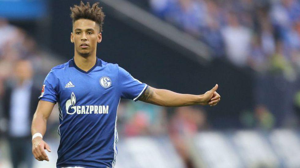 Thilo Kehrer jugó en Schalke 04 y la Selección SUb 21 de Alemania. (Bundelsiga)