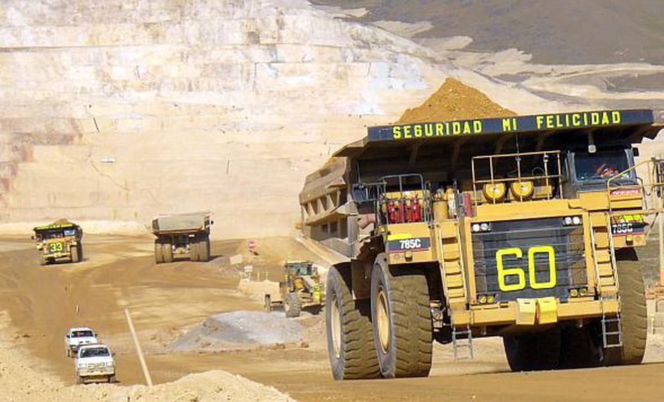 La región deLa Libertad ocupó el primer lugar como productor de oro con 29.6 toneladas entre enero y octubre, según la SNMPE. (Foto: El Comercio)