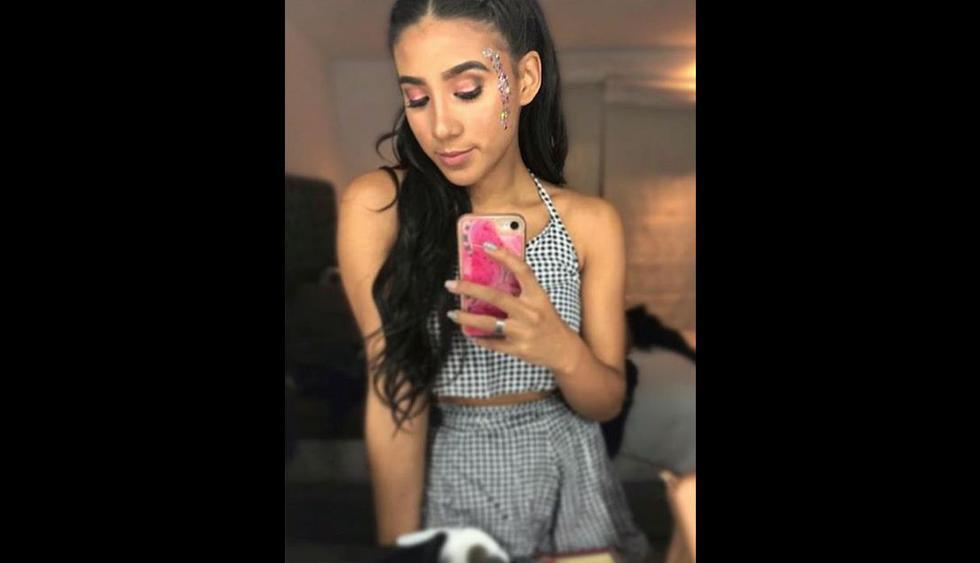 Hija de Melissa Klug confiesa cuántas cirugías se realizó a sus 17 años. (Instagram Samahara Lobatón)