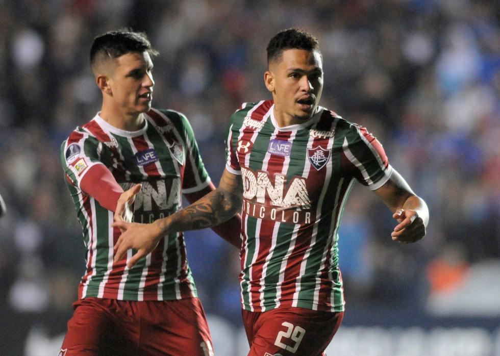 Fluminense derrota 1-0 a Nacional y clasifica a semifinales de la Copa Sudamericana. (Reuters)