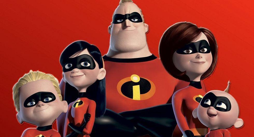 La familia de superhéroes tendrá una nueva aventura 14 años después de la primera película que fue un éxito de taquilla. (Disney)