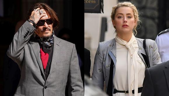 """Abogados del diario The Sun describen a Johnny Depp como un """"adicto desesperado"""" incapaz de """"contener su ira"""". (Foto: AFP/Nikals Halle'n/Justin Tallis)"""