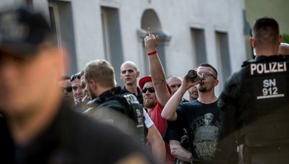 """Congreso Judío Europeo advierte un """"sentimiento creciente de emergencia"""" por manifestaciones antisemitas. (Foto: EFE)"""