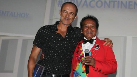 Melcochita y Carlos Alcántara ya conversaron sobre su participación en ¡Asu mare 2!(Trome)