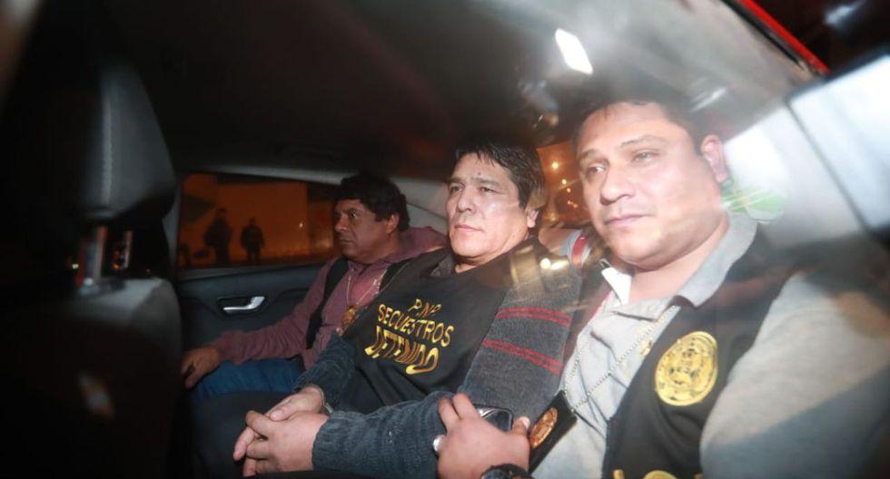 Próximamente, 'Goro' será trasladado a otro penal. (Foto: Ernesto Quilcate)