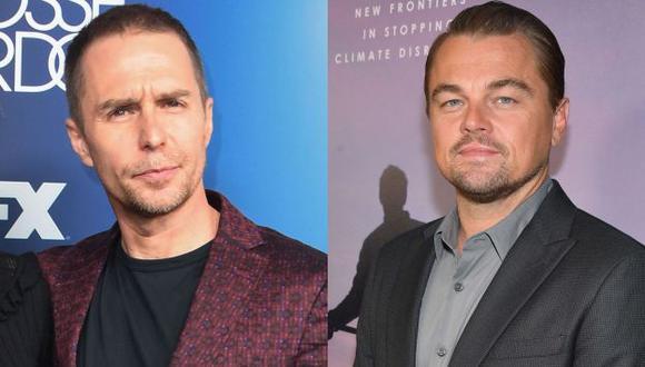 Sam Rockwell reemplazaría a Leonardo DiCaprio en la nueva película de Clint Eastwood. (Foto: AFP)
