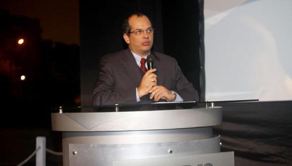 Luis Castilla presentó avances logrados en el plan de concesiones. (USI)