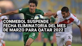 Qatar 2022:¿Por qué la Conmebol suspendió las fechas dobles del mes de marzo?