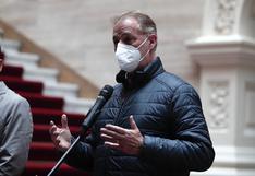 Incorporan al alcalde Jorge Muñoz al grupo de apoyo para la  vacunación contra el COVID-19