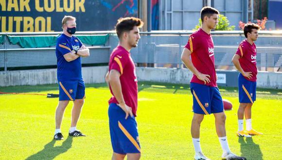 Barcelona confirmó el segundo amistoso de pretemporada. (Foto: @FCBarcelona_es)