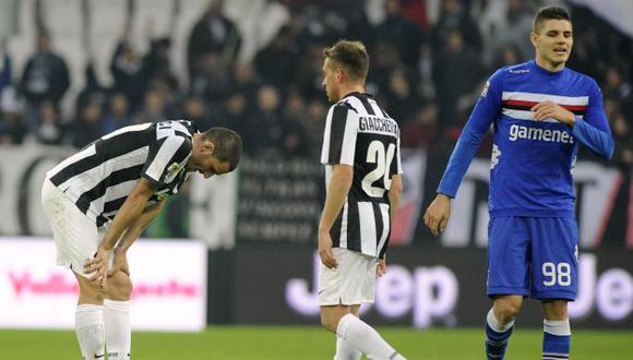 Verdugo argentino. Mauro Icardi castigó a la Juventus. (Reuters)