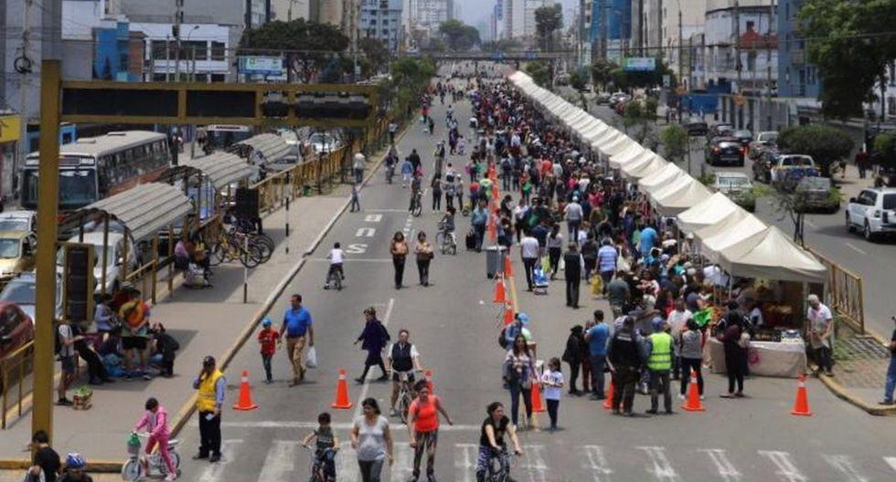 Esta será la cuarta jornada deportiva que se realiza en coordinación de las municipalidades de Lima, Magdalena del Mar, Pueblo Libre, Jesús María y Breña en beneficio de todos los vecinos. (Foto: Magdalena del Mar)