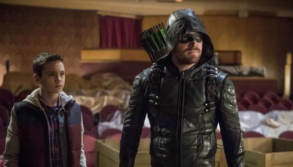 """Stephen Amell interpreta a Oliver Queen en """"Arrow"""". (Foto: Warner Bros.)"""