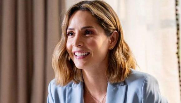 "Carmen Villalobos dio vida a Lucía Sanclemente, villana del remake de ""Café con aroma de mujer"". (Foto: IMDB)"