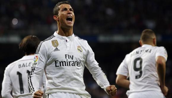 Cristiano Ronaldo es el jugador con más goles de penal en la liga española en las últimas temporadas. (Reuters)