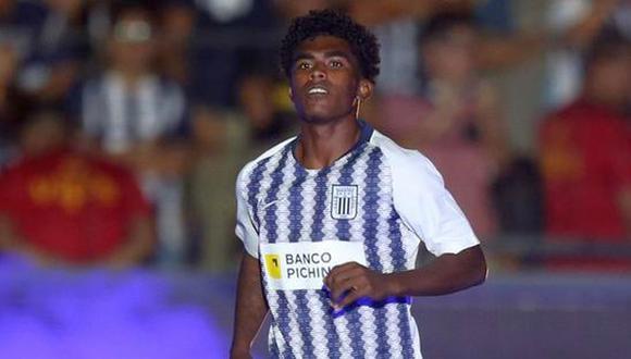 Oslimg Mora jugará en Alianza Lima esta temporada 2021. (Foto: GEC / Agencias)