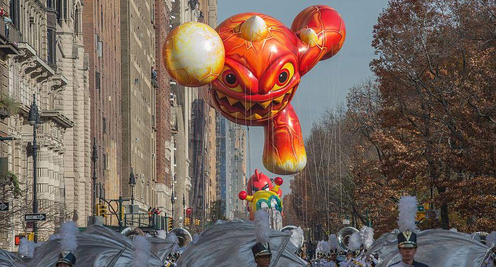 Día de Acción de Gracias: Nueva York extremó seguridad en tradicional desfile de Macy's. (AP)