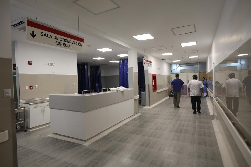 La planta permitirá abastecer hasta 40 camas hospitalarias de forma permanente. (Foto: Essalud)