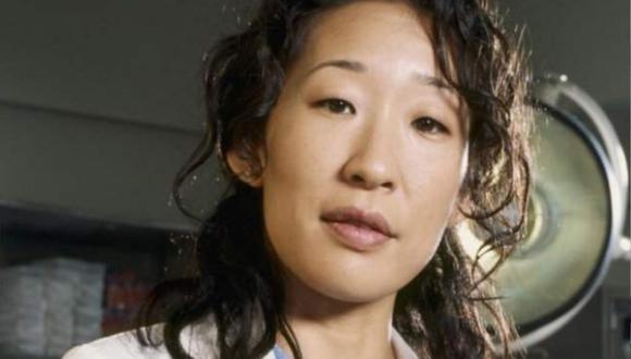 El personaje de la Dra. Cristina Yang fue interpretado por la actriz Sandra Oh (Foto: ABC)