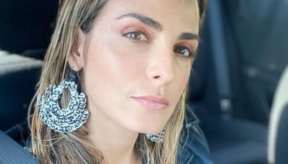 La actriz vivió momentos de angustia tras ponerse en la piel de Marcela Bribiesca. (Foto: Ximena Herrera / Instagram)
