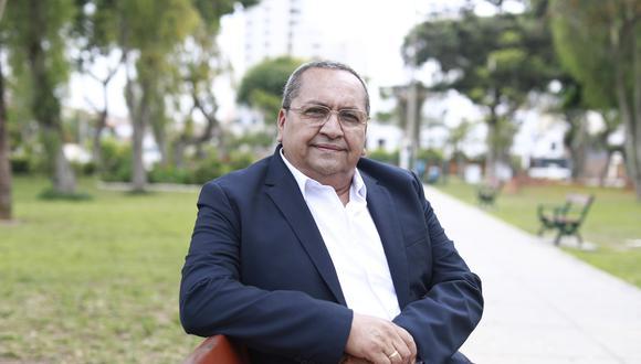 José Luis Gil, exmiembro del GEIN. (Foto: César Campos)