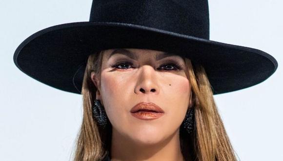 """""""Senderos de Amor"""", el nuevo disco de Olga Tañón. (Foto: @olgatanonofficial)"""