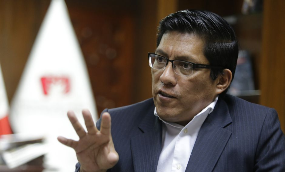 Vicente Zeballos saludó que haya una actitud dialogante de las bancadas con el Ejecutivo. (Foto: GEC)