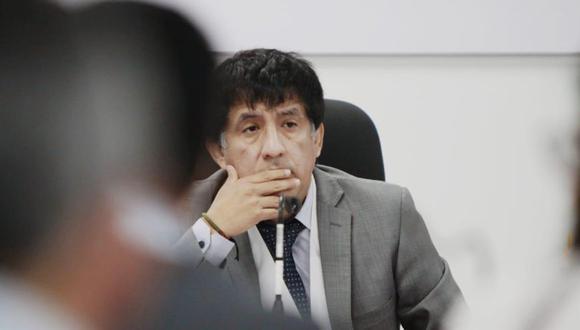 Cabe destacar que la solicitud para excluir a Concepción Carhuancho fue presentada el pasado 16 de julio, día en que se informó sobre la detención del expresidente en Estados Unidos. (Foto: Poder Judicial)