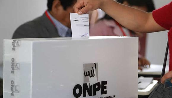 El Comité Ciudadano por el Referéndum solicitó la compra de un kit electoral, con el objetivo de promover un referéndum en diciembre. (Foto: Andina)