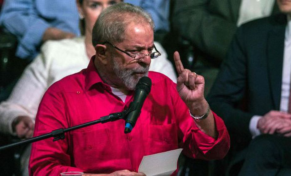 Postulará. Lula Da Silva tentará la reelección, asegura su agrupación. (AFP)