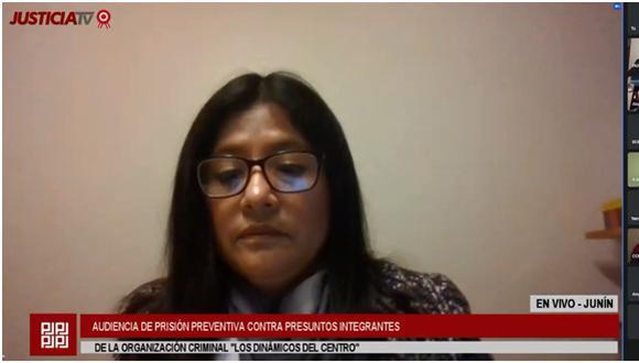 Fallo sobre pedido de prisión preventiva por el caso Los Dinámicos del Centro se conocerá la próxima semana. (Foto: Justicia TV)