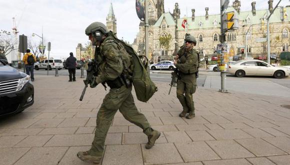 Policía de Canadá reportó otro tiroteo cerca a centro comercial de Ottawa. (Reuters)