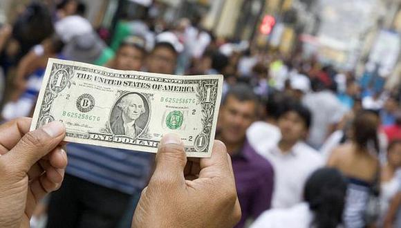 Conozca el precio de la moneda estadounidense en el mercado peruano. (Foto: GEC)
