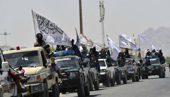 El alto mando militar y los servicios de inteligencia fracasaron, increíblemente, en sus cálculos sobre el avance de los talibanes hacia Kabul, señala el columnista. (JAVED TANVEER / AFP).