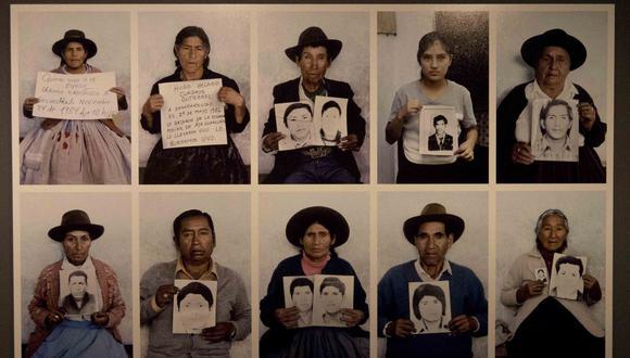 Hay más de 20,000 registrados como desaparecidos entre 1980 y 2000.