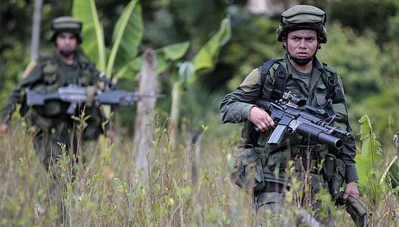 El ataque del grupo terrorista comenzó esta madrugada. (Reuters)