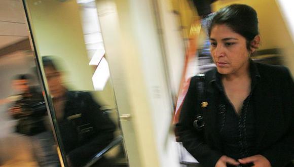 Nancy Obregón obstruyó la justicia.  (USI)