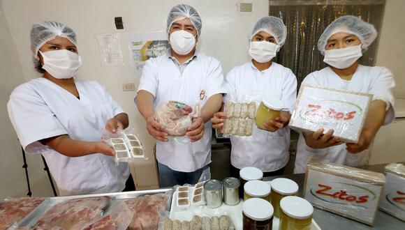 Cusco: Familia emprendedora busca internacionalizar la carne de cuy en tiempos de pandemia (Foto: Juan Sequeiros)