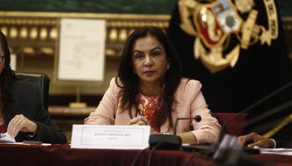 Congresista Espinoza