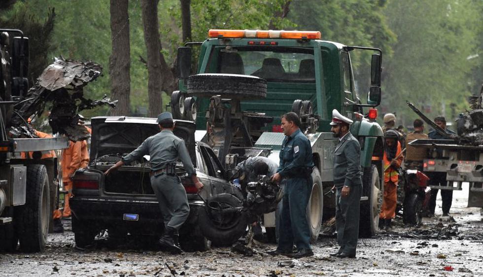 El Estado Islámico se atribuyó el ataque perpetrado (AFP)