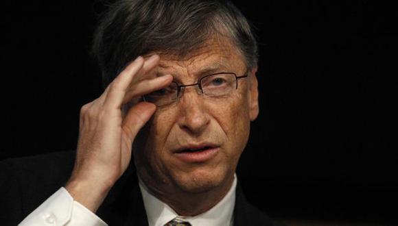 YA NO LO QUIEREN. Gates tendría mucho poder, y pocas acciones. (Reuters)