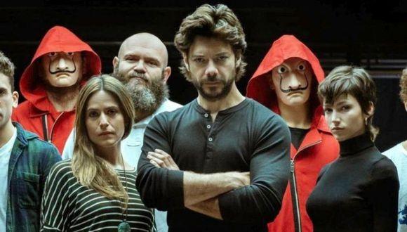 """""""La casa de papel"""" se estrenó con gran éxito y si ya acabaste de verla, aquí una lista de otras producciones española (Foto: Netflix)"""