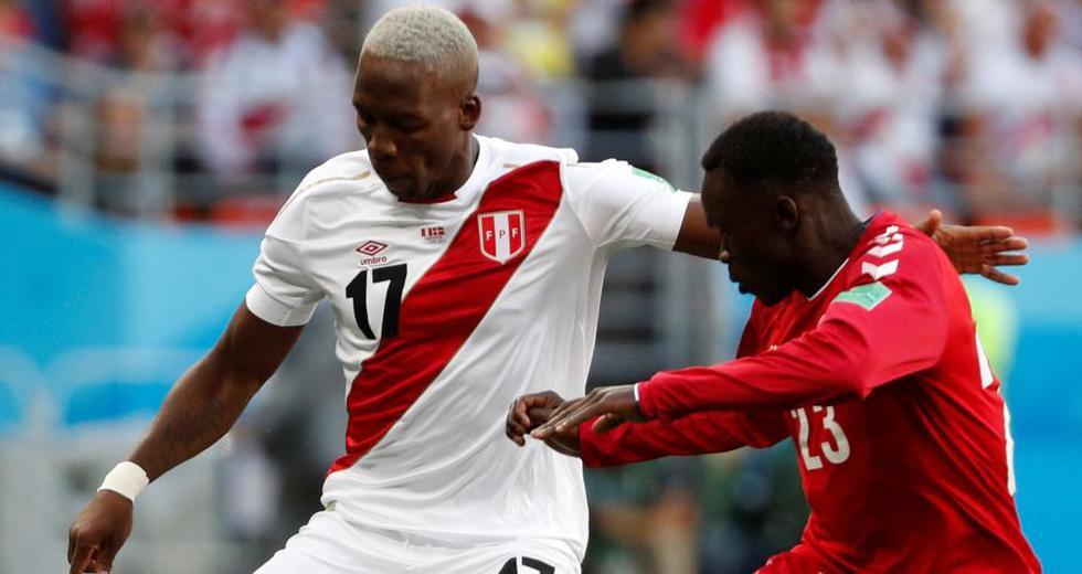 Luis Advíncula: ¿Qué tan probable es que el peruano pueda ser fichado por el Real Madrid? (AFP)
