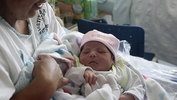 Madres y recién nacidos contarán con Seguro Integral de Salud. (USI)