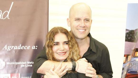 La cantante ofrecerá show con Gian Marco. (Difusión)