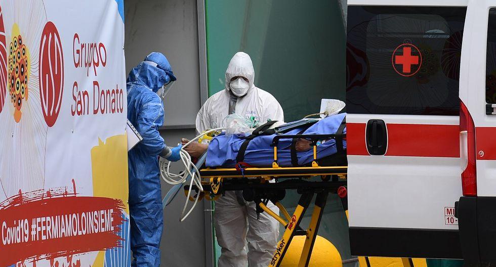 Se estableció protocolo para cremación de cadáveres por coronavirus. (AFP)